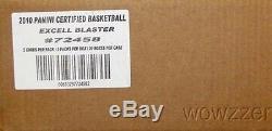 09/10 Panini Certified NBA Factory Sealed 20 Box Blaster CASE+ 24 AUTOGRAPH/MEM