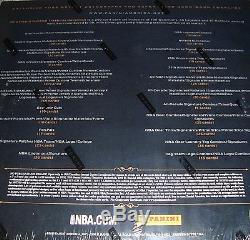 09-10 Panini National Treasures Basketball unopened factory sealed box RARECurry