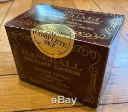 1986 Topps Tiffany Glossy Traded Set FACTORY SEALED BOX