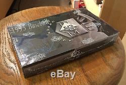 1993 SP Baseball Foil Box. 24 Packs. Derek Jeter RC. Upper Deck Factory Sealed