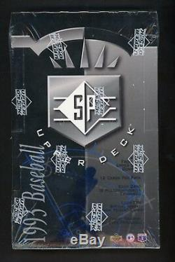 1993 Upper Deck SP Foil Baseball Factory Sealed Unopened Box Jeter RC Year #3