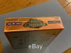 1996/97 Topps Chrome Basketball Factory Sealed Hobby Box! Kobe Rc Read