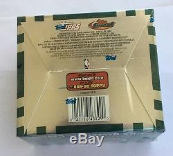 1998-99 Topps Finest Series 2 Hobby Basketball Box Factory Sealed Nowitzki RC