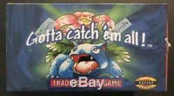 1999 POKÉMON Booster Box (36 PACKS) FACTORY SEALED BRAND NEW Pokemon