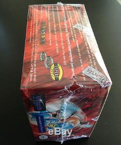 1999 Pokemon Base Booster Box Brand New Factory Sealed WOTC English