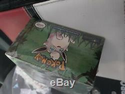 1999 Pokemon Jungle 1st Edition Booster Box English Wotc Tcg Factory Sealed
