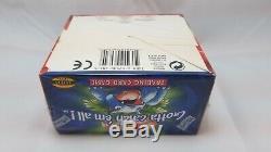 1999 WOTC Original Pokemon Base Set Booster Box Factory Sealed