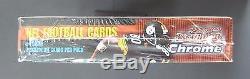 2000 BOWMAN CHROME FOOTBALL HOBBY BOX TOM BRADY RC REFRACTOR FACTORY SEALED! (1)