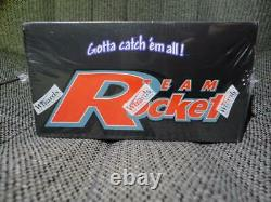 2000 Pokemon 1st Edition WoTC Team Rocket Booster Box Factory Sealed 36 Packs