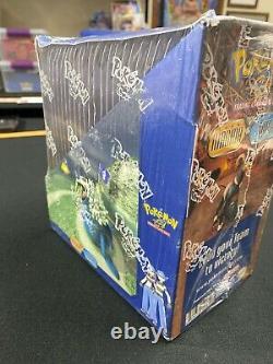 2004 Pokemon EX Team Magma Vs Team Aqua Blister Pack Box Factory Sealed