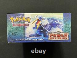 2007 Pokemon EX Power Keepers Booster Box Factory Sealed