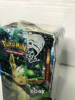 2009 Pokemon Platinum Rising Rivals Booster Box Factory Sealed (36 Packs Inside)