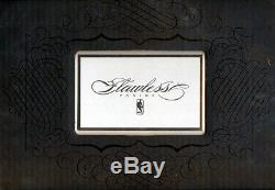 2012-13 Panini FLAWLESS Basketball hobby factory sealed 2-box CASES