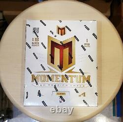 2012-13 Panini Momentum Basketball Factory Sealed Hobby box FREE SHIP WORLDWIDE