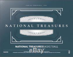 2015/16 Panini National Treasures Basketball Factory Sealed Hobby Box PRESELL
