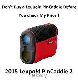 2015 LEUPOLD PINCADDIE 2 FACTORY SEALED BOX LEUPOLD DEALER PINCADDIE2 PIN CADDIE