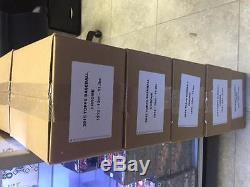 2015 Topps Chrome Baseball Factory Sealed 12 Box Hobby Case