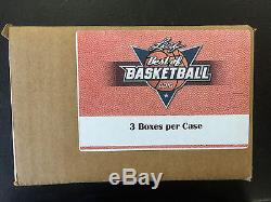 2016 Leaf Best of Basketball BRAND NEW & FACTORY SEALED Hobby 3 Box Case