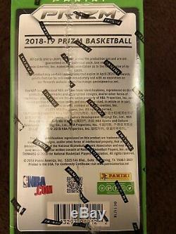 2018-19 PANINI PRIZM Basketball MEGA Box FACTORY Sealed LUKA DONCIC SILVER