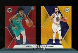 2019-20 Mosaic Basketball Asia Box China Tmall Box Factory Sealed! Ready To Ship