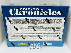 2019-20 Panini Chronicles Basketball Mega Box Brand New Factory Sealed