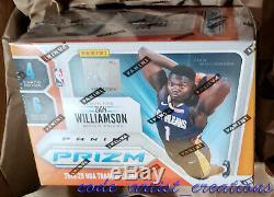 2019-20 Panini PRIZM NBA Basketball FACTORY SEALED BLASTER BOX