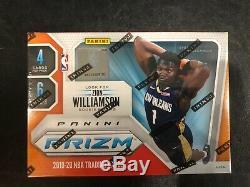 2019-20 Panini Prizm Nba Basketball Blaster Box Factory Sealed 6pk/4 Cards Per