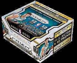2020-21 Panini Prizm Basketball Hobby Box Factory Sealed Presale