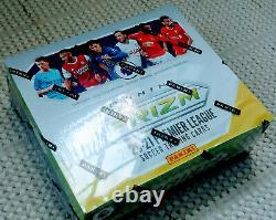 2020-21 Panini Prizm English Premier League Breakaway Soccer Hobby Box EPL