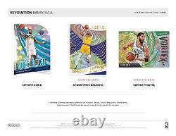 2020-21 Panini Revolution Basketball Hobby Box Factory Sealed New Free Shipping