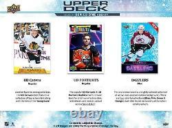 2020/21 Upper Deck Series 1 Hockey 24-Pack Box Sealed Retail Box PRE-SALE
