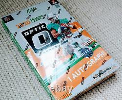 2020 Panini Donruss Optic Football Hobby Box Factory Sealed