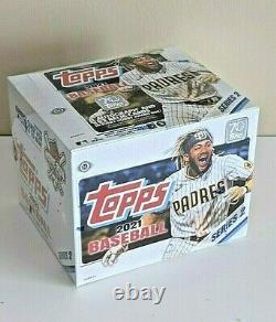 2021 Topps Series 2 Baseball Jumbo Hobby Box Factory Sealed