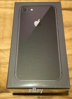Apple iPhone 8 64GB Space Gray (AT&T) A1905 (GSM) Factory Sealed Box