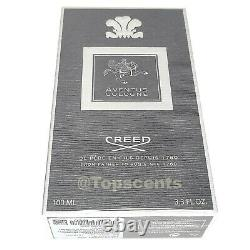 Aventus Cologne Creed 100ml 3.3oz 20d01 Edp Authentic Factory Sealed New In Box