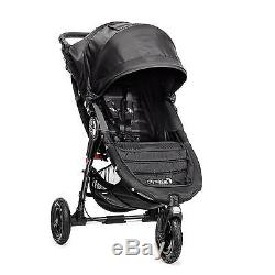 Baby Jogger City Mini GT Black Stroller Lightweight New in Factory Sealed Box
