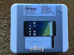 Brand New Sealed In Box Huawei Google Nexus 6P 128gb White Factory Unlocked