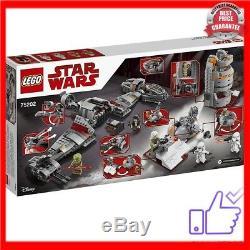 Brand new LEGO Star Wars Defense of Crait 75202 Building Kit factory sealed