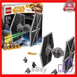 Brand new LEGO Star Wars Imperial TIE Fighter 75211 Building Kit factory sealed
