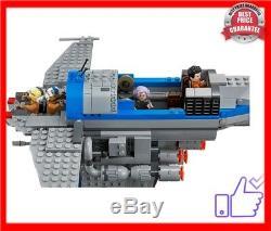 Brand new LEGO Star Wars Resistance Bomber 75188 Building Kit factory sealed