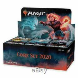 Core Set 2020 / M20 Booster Box MTG NEWithFACTORY SEALEDSHIPS ON RELEASE (7/12)