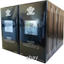 Creed Aventus Men 100ml 3.3oz Authentic Factory Sealed Retail Box Batch 20b01n