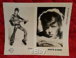 DAVID BOWIESOUND & VISION 6 LP BOX SETFACTORY SEALED AUDIOPHILE BOX+ PRESS KIT