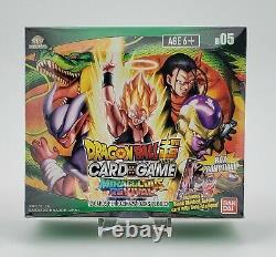 Dragon Ball Super CCG Miraculous Revival BT5 Booster Box Factory Sealed