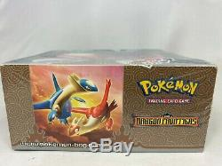 EX Dragon Frontiers Pokemon Booster Box Factory Sealed New 2006