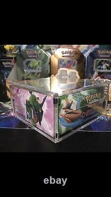 Ex Deoxys Factory Sealed Pokemon Booster Box With Case RAREST BOX IN THE WORLD