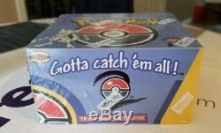 FACTORY SEALED Pokemon BASE SET 2 Booster Box, BGS/PSA/HOLOFOIL