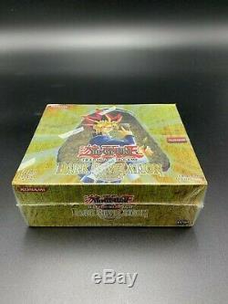Factory SEALED English Yugioh Dark Revelation Vol 1 Booster Box