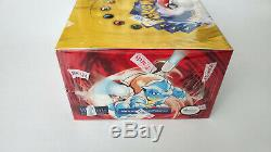Factory Sealed 1999 Pokemon Base Set Booster Box (36 packs) Near Mint