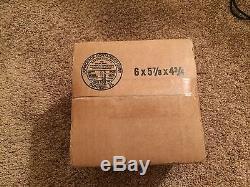Factory Sealed 2015 TOPPS DYNASTY Baseball 5-box Case. Last Case